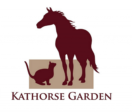 Kathorse Garden Cornish Rex Logo